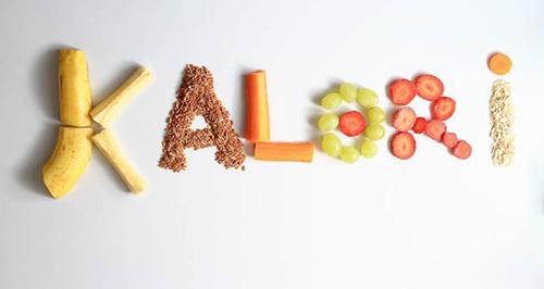 Günlük Kalori İhtiyacının Hesaplanması
