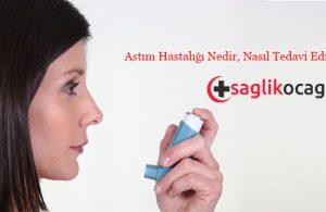 Astım Hastalığı Nedir, Nasıl Tedavi Edilir?