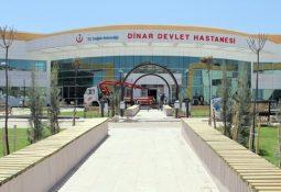 Afyonkarahisar Dinar Devlet Hastanesi Randevu Al