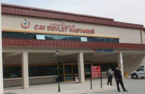Afyonkarahisar Çay Devlet Hastanesi Randevu Al