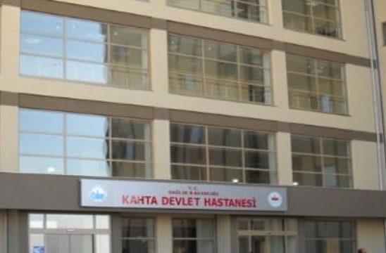 Adıyaman Kahta Devlet Hastanesi Randevu Al