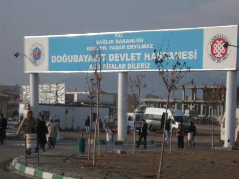 agri-dogubeyazit-devlet-hastanesi