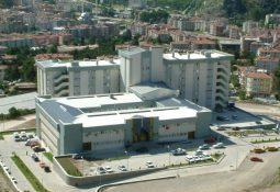 Amasya Üniversitesi Sabuncuoğlu Şerefeddin Eğitim Ve Araştırma Hastanesi
