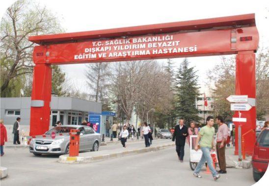 Ankara Dışkapı Yıldırım Beyazıt Eğitim Ve Araştırma Hastanesi