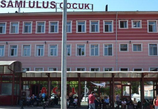Ankara Dr. Sami Ulus Kadın Doğum Çocuk Sağlığı Ve Hastalıkları Eğitim Ve Araştırma Hastanesi