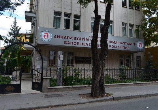 Ankara Eğitim Ve Araştırma Hastanesi Bahçelievler Basın Semt Polikliniği
