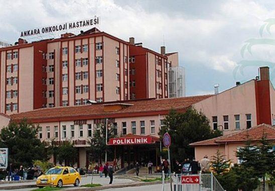 Ankara Dr. Abdurrahman Yurtaslan Onkoloji Eğitim Ve Araştırma Hastanesi