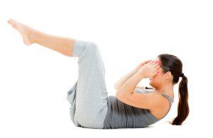 Karın Yağlarını Eriten Egzersizler Nelerdir