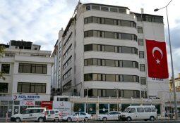 Dr. Sami Ulus Hastanesi Turgut Özal Ek Binası