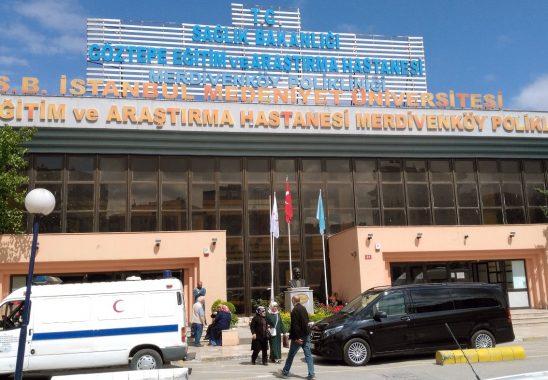 Göztepe Eğitim ve Araştırma Hastanesi Merdivenköy Polikliniği