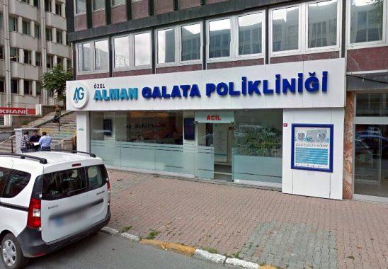 Özel Galata Tıp Merkezi