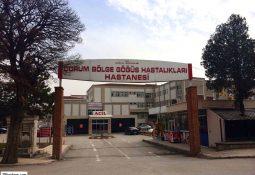 Çorum Göğüs Hastalıkları Hastanesi