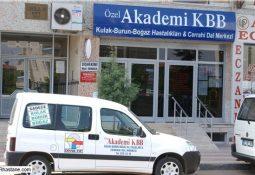 Özel Akademi KBB Cerrahi Dal Merkezi