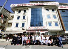 Özel Ortadoğu ASG Tıp Merkezi