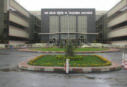 Van Bölge Eğitim ve Araştırma Hastanesi
